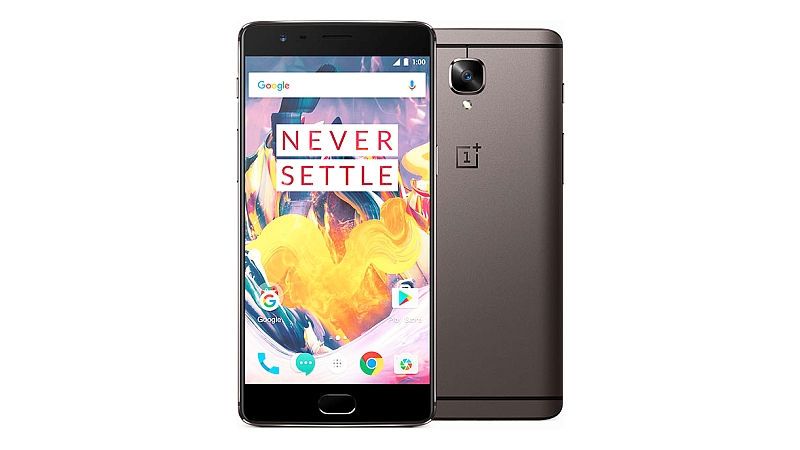 Oneplus 3T Receives Update Of Oxygenos