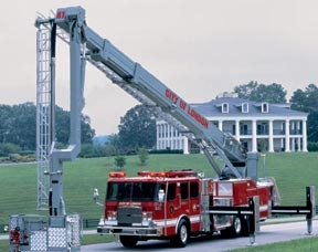 Global Aerial Ladder Fire-Fighting Vehicle Market