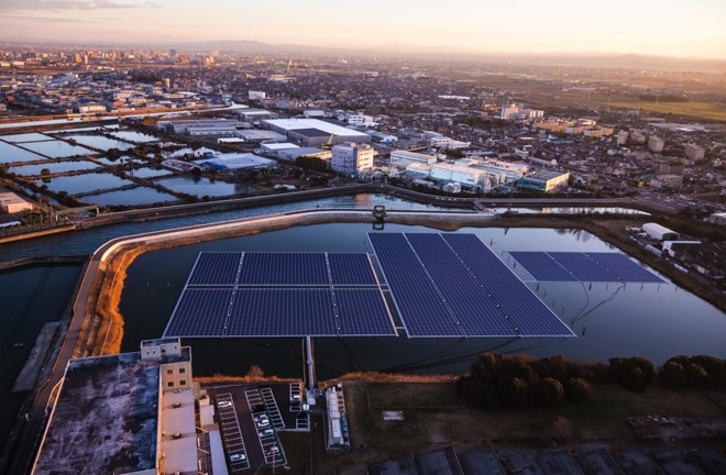Apple Manufacturing Unit in Japan All Set To Use Renewable Energy