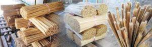 Bamboo Raw Materials Market