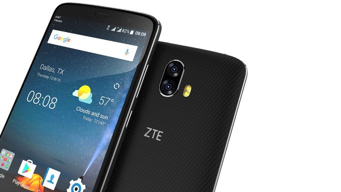 CES 2017: ZTE Launches Blade V8 Pro and Hawkeye