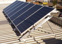 Global Flat Roof Mounting Systems Market