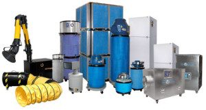 Industrial Air Cleaning & Purification market