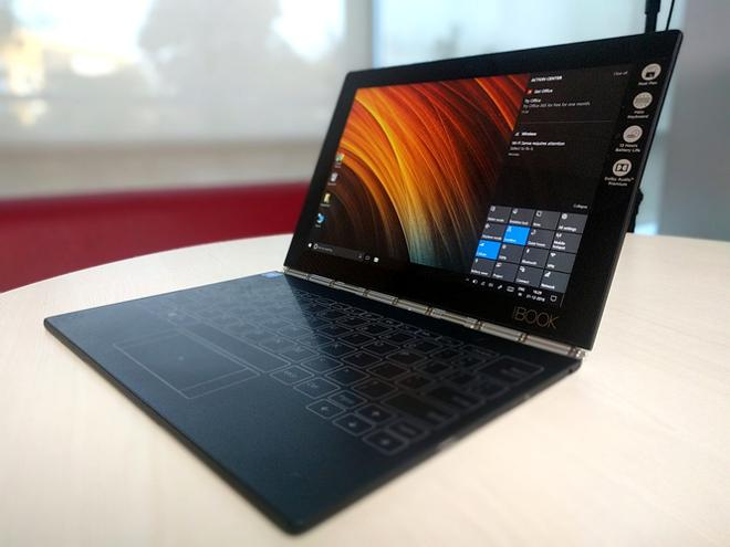 Lenovo Yoga Book Review: Innovative But Pricey