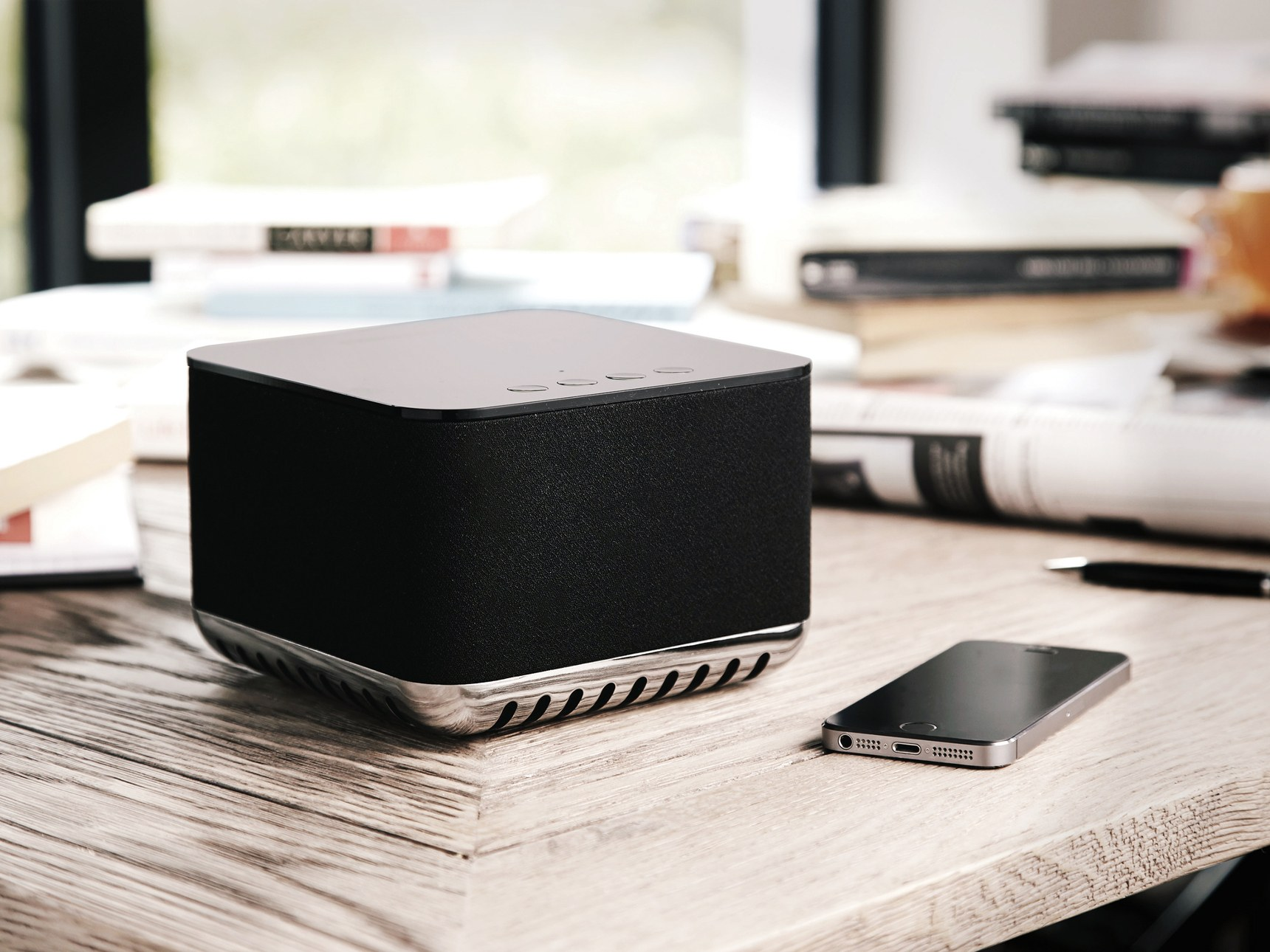 Mass Fidelity Launches Core Wireless Speaker
