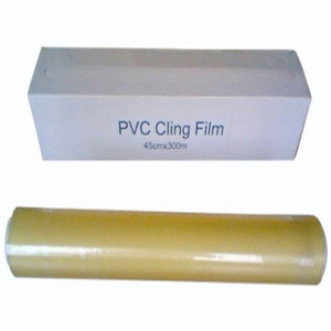 PVC Cling Film market