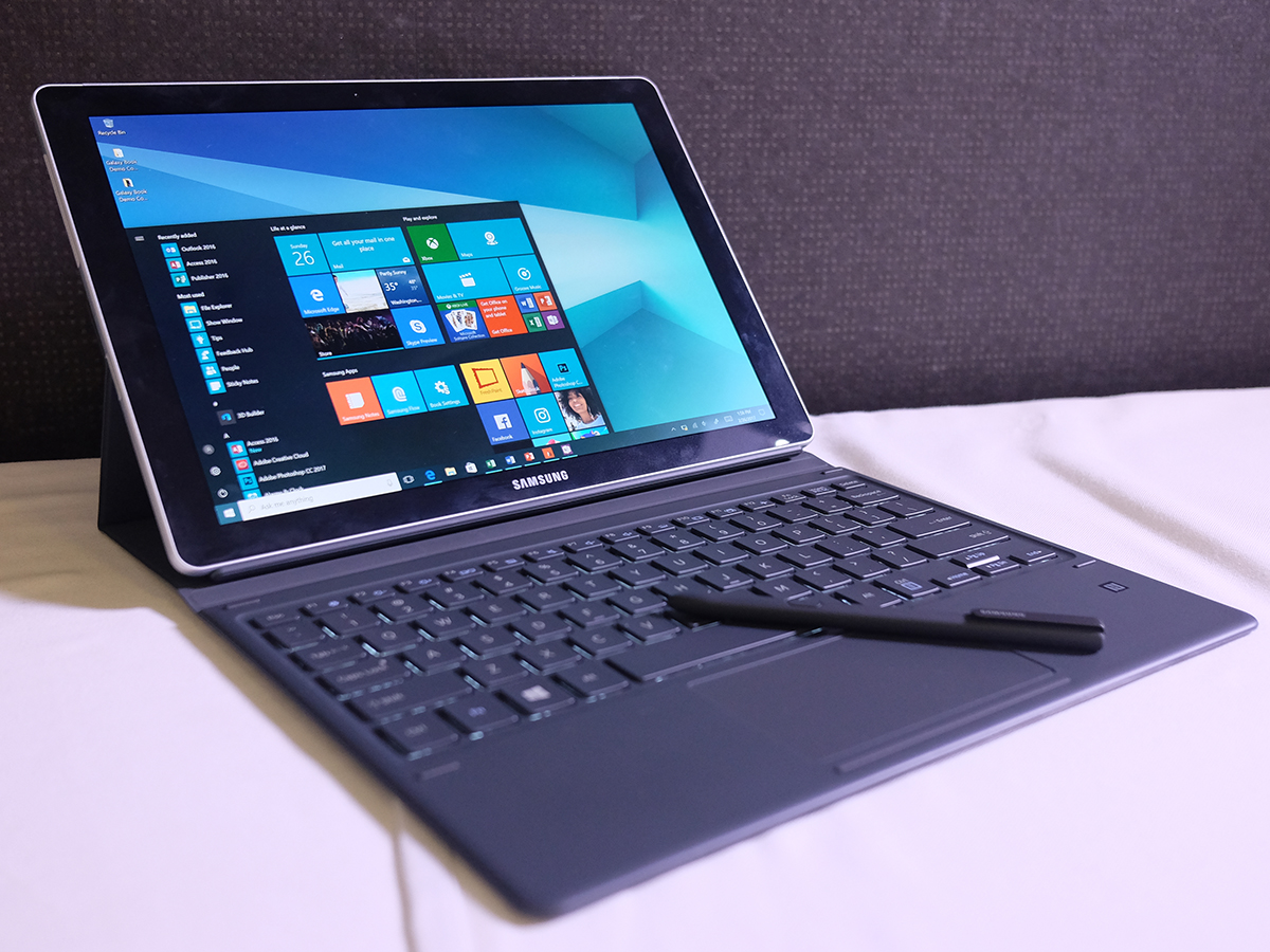Samsung Offers Galaxy Book