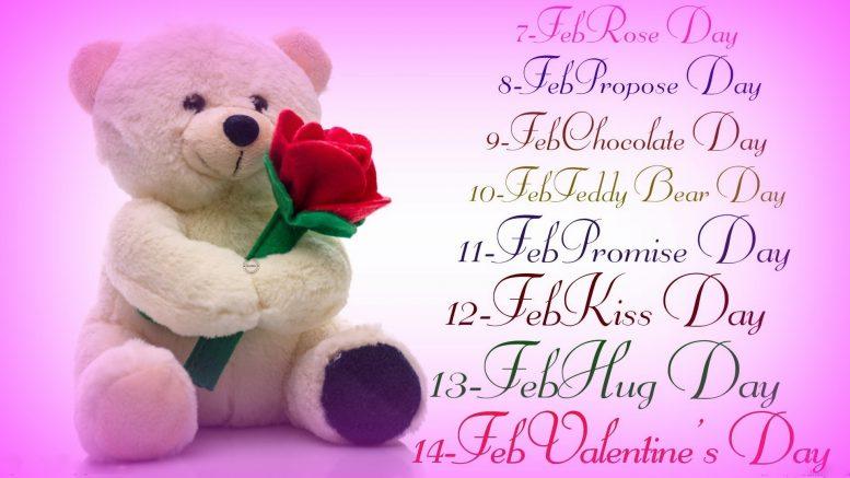 The Valentine's Week