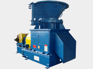 Global Vertical Shaft Turnings Crusher Market