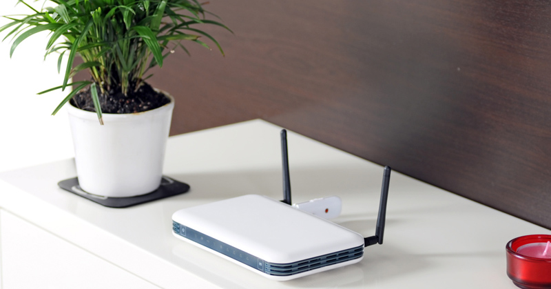 Wi-Fi Router At Your Home…