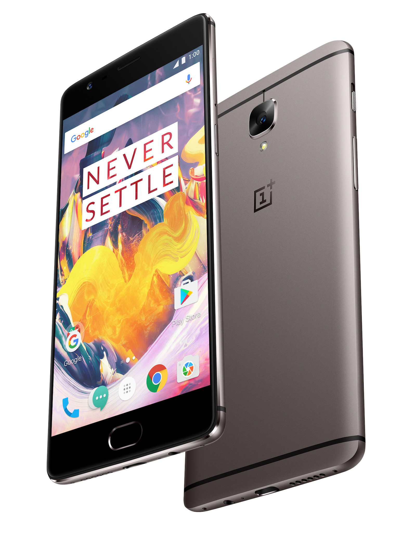 Blue Variant of OnePlus 3T Might Be Released on March 15