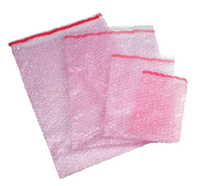 Anti-Static Bubble Pouches market