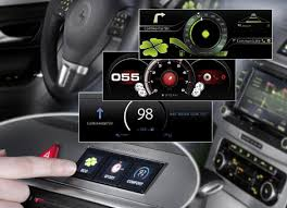 Global Automotive Human Machine Interface Technologies Market