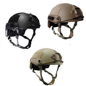 Bulletproof Helmet Market
