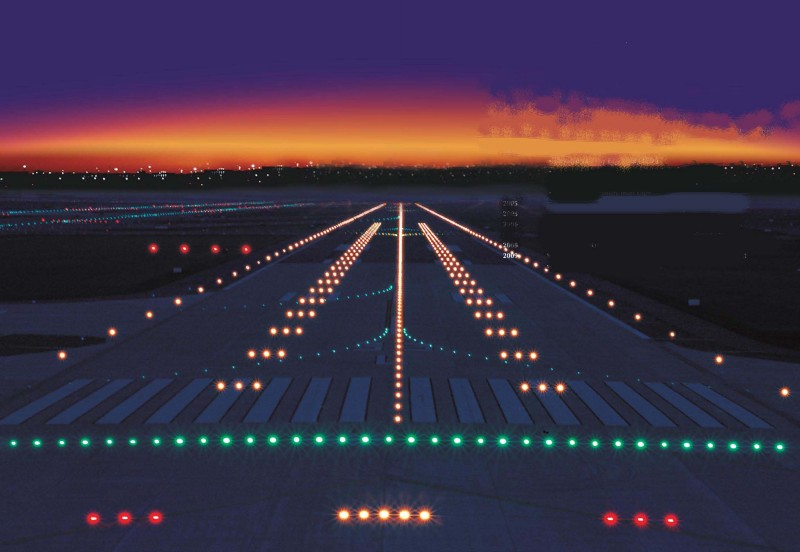 Commercial Airport Lighting Market