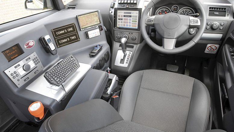 Emergency Communications Response Vehicle Market