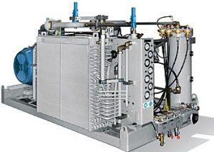 Engineered Gas Compressors market