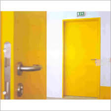 Global Fire Resistant Steel Doors Market