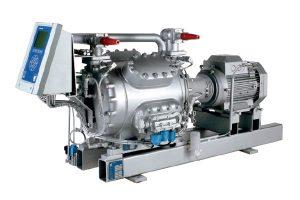 Industrial Refrigeration Compressor Market