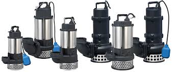 Industrial Submersible Pumps Market