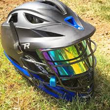 Global Lacrosse Helmet Visors Market