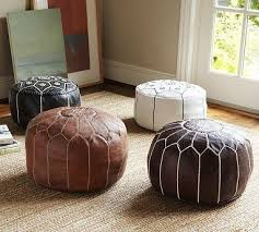 Global Leather Poufs Market