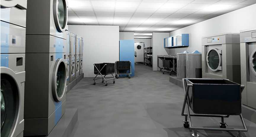 Marine Laundry Equipment Market