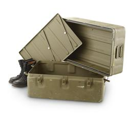 Military Case Market