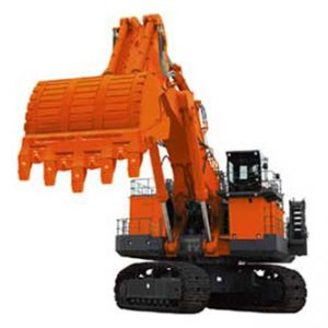 Mining Excavator market