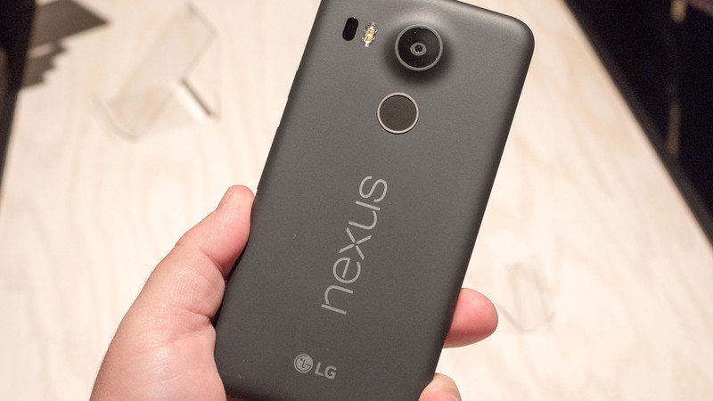 Nexus 5X To Be Compatible With Android O
