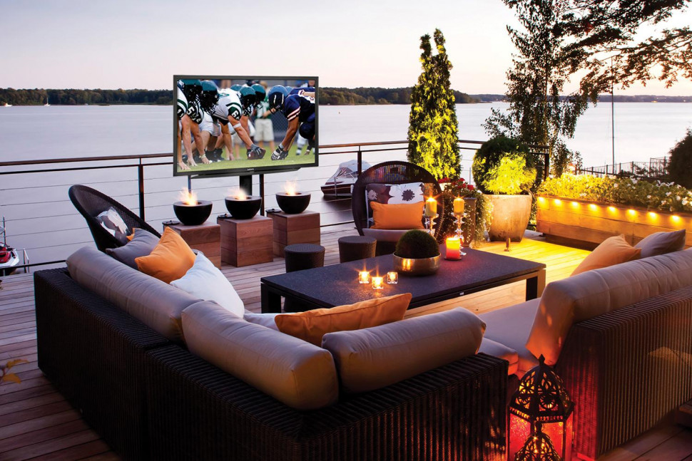 Outdoor TV Market