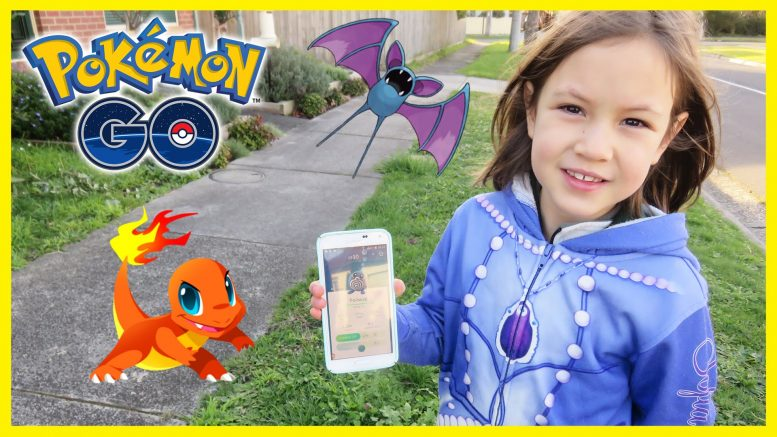 Play Pokémon Go to Get Families Closer and Kids Active