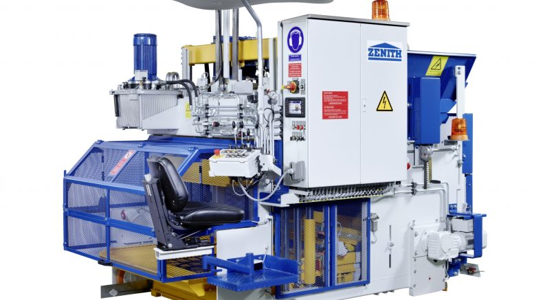 Global Prefab Machinery of Bricks and Blocks Market