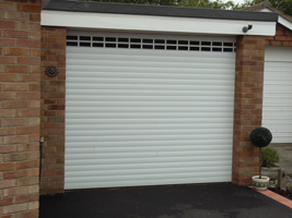 Global Roller Garage Doors Market