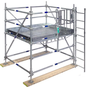 Scaffolding Platform market