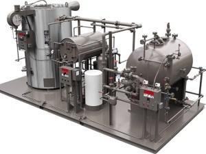 Steam Boiler Systems market