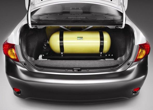 Vehicle Use CNG Steel Cylinder Market