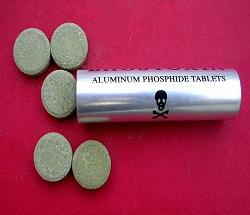 Aluminum Phosphide (Cas 20859-73-8) Market