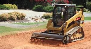Compact Tracked Loaders Market