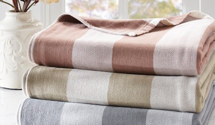Cotton Terry Blankets Market