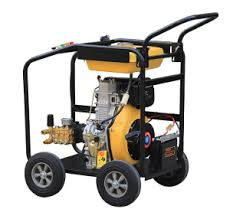 Diesel Engine High Pressure Washer Market