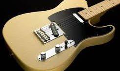 Global Electric Guitar Pickups Market