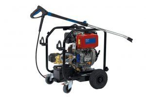 Gasoline Driven High Pressure Washers Market