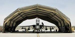 Military Aircraft Hangars Market
