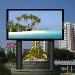 Outdoor LED Display Market