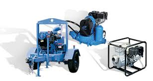 Portable Centrifugal Engine Driving Pumps Market