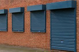 Roller Shutter Doors Market