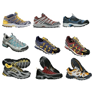Running Shoes Market