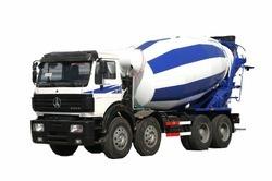 Concrete Mixer Truck Market