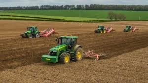 Large Scale Agriculture Tractor Market